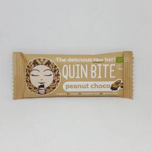 Quin bite Mogyoró csoki